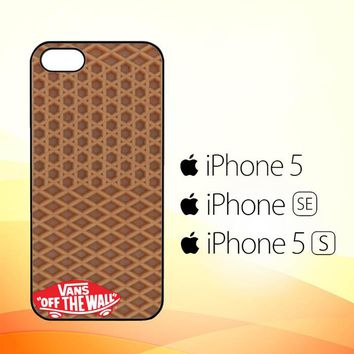 Vans Sol Pattern J0210  iPhone 5|5S|SE Case