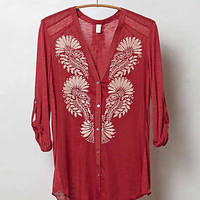Anthropologie - Avani Buttondown