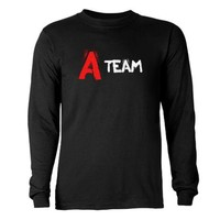 Pretty Little Liars A Team Long Sleeve T-Shirt on CafePress.com