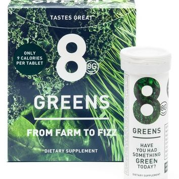 8G Greens 6-Pack Dietary Supplement | Nordstrom