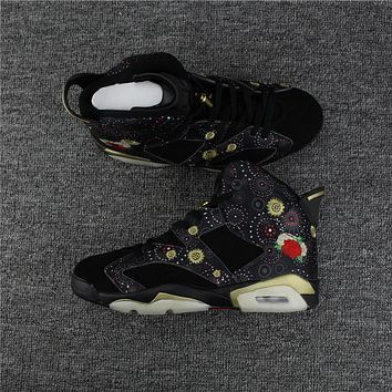 Air Jordan 6 Chinese New Year Aa2492 021 Size Us5.5 13 | Best Deal Online