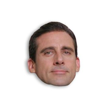 Michael Scott Magnet - Michael Scott Magnet - The Office TV Show Magnet - Prison Mike Magnet