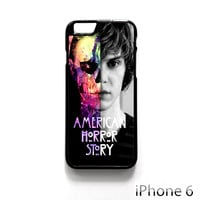 American Horror Story Tate Langdon Evan Peter for Iphone 4/4S Iphone 5/5S/5C Iphone 6/6S/6S Plus/6 Plus Phone case