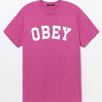 Obey Academy Pigment T-Shirt at PacSun.com