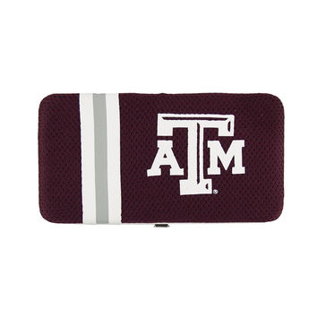 Texas A&M Aggies NCAA Shell Mesh Wallet