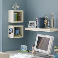 Wall to Wall Shelving | PBteen