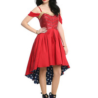 DC Comics Wonder Woman Formal Dress