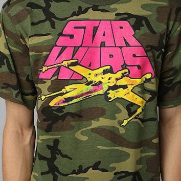 Retro Camo Star Wars Tee