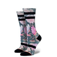 Stance | Garden Punk Black, Pink socks | Buy at the Official website Stance.com.