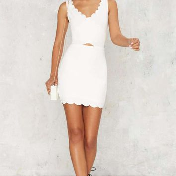 Kweener Pastures Bodycon Dress