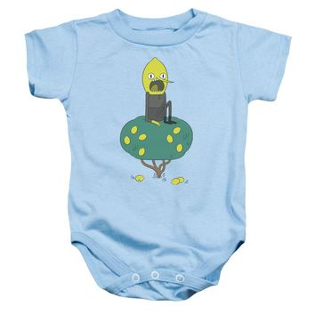Adventure Time - Lemongrab Infant Snapsuit Officially Licensed Baby Clothing