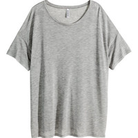 Oversized Top - from H&M