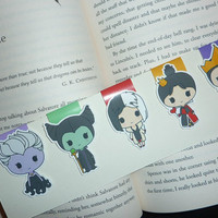 Magnetic Bookmarks • Villainesses