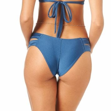Montce Swim - Calypso Blue Euro Additional Coverage Bottom