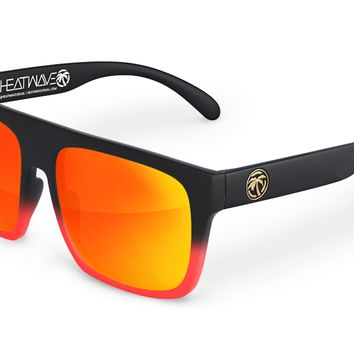 Regulator Sunglasses: Infrared Fader