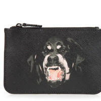 Givenchy Rottweiler Coin Purse