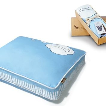 P.L.A.Y. What Dogs Dream Rectangular Bed Cover