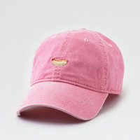 AE Hot Dog Dad Hat, Pink