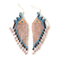 Egyptian Wings Earrings