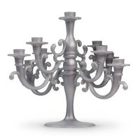 CAKE CANDELABRA Cake Topper with Candles