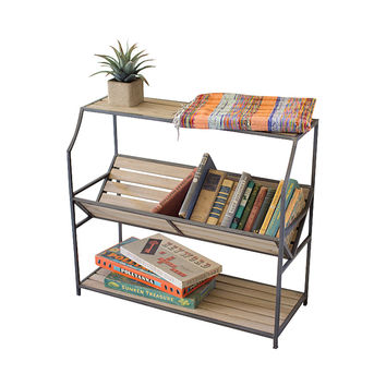 Clement Book Display Shelf