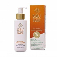 Sibu Beauty Balancing Facial Cleanser Sea Buckthorn - 4 fl oz