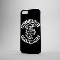 Son of Anarchy California iPhone 5 Case