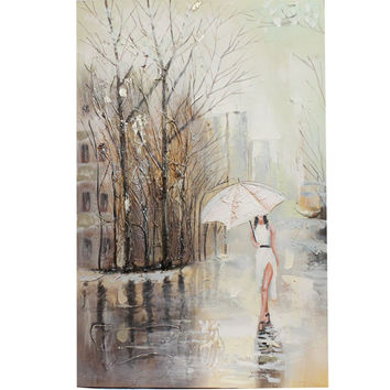 Creative Canvas Oil Painting
