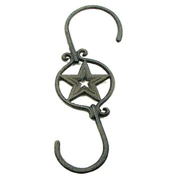 Cast Iron Star hanger