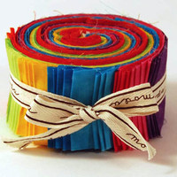 Moda Marbles Citrus Jelly Roll Quilt Fabric Strips SKU# 9880JR-13 | Lisas Stitching Post