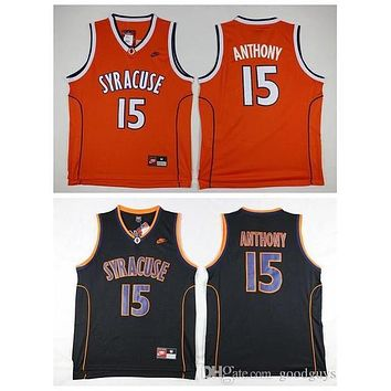 2016 new arrivals syracuse orange high quality carmelo anthony3 colors