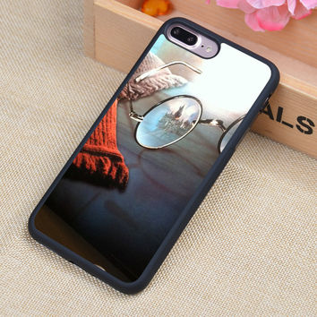 Harry Potter Glasses Printed Soft TPU Skin Cell Phone Cases For iPhone 6 6S Plus 7 7 Plus 5 5S 5C SE 4 4S Back Cover Shell