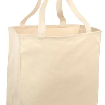 Port Authority Over-the-Shoulder Grocery Tote. B110
