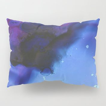 Ajna Pillow Sham by duckyb