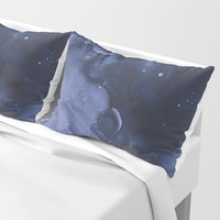 Sleep Tight Pillow Sham by duckyb