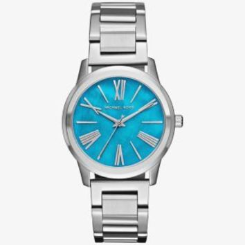 Hartman Silver-Tone Watch | Michael Kors