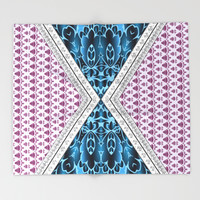 Morning Dew Throw Blanket by Octavia Soldani | Society6