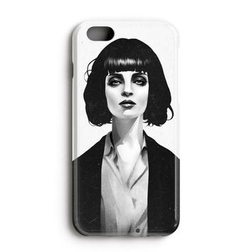 "Apple Iphone 6 Plus 5.5"" Case - The Best 3d Full Wrap Iphone Case - Mrs Mia Wallace"