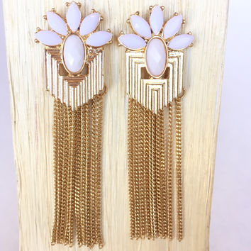 Tropic Rainstorm Earrings