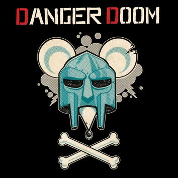 Danger DOOM - The Mouse And The Mask LP