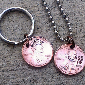 Class of 2013 Penny - Great Graduation gift -Made to Order