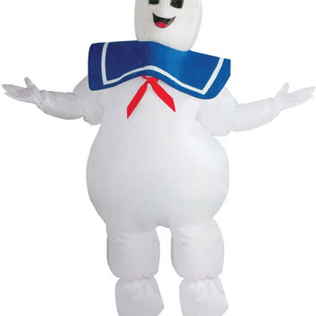 adult costume: ghostbusters sta - puft marshmallow man