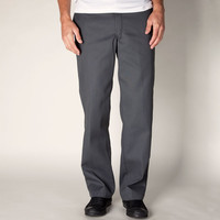 Dickies 874 Original Fit Mens Pants Charcoal  In Sizes