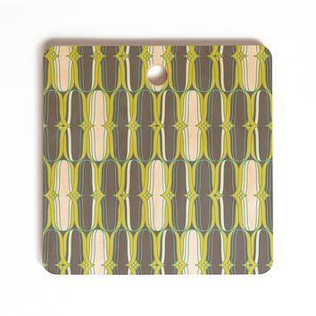Heather Dutton Lofty Idea Metro Cutting Board Square