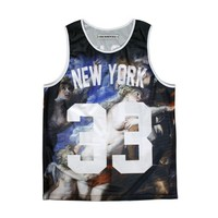 Bad Bunch NYC ® - consequences of war jersey