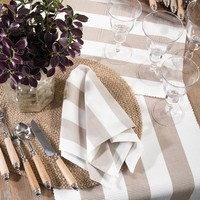 Canelado Ribbed Table Runner | 72-Inch