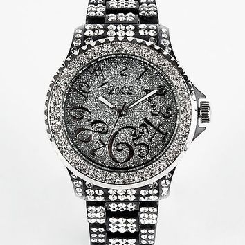 BKE Plastic Glitz Watch - Women's Watches | Buckle
