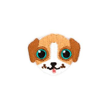 Beagle Dog Mini Sticker Patch