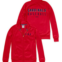 St. Louis Cardinals Track Jacket - PINK - Victoria's Secret