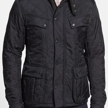 Men's Barbour 'Ariel' Regular Fit Polarquilt Coat,